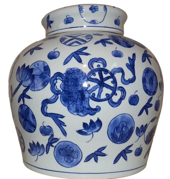 wealth vase