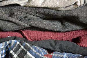 stapel kleding